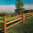 Split-Rail-Fence